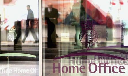 The Home Office in Marsham Street, London