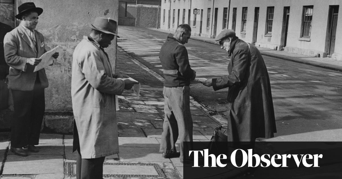 The Fortune Men by Nadifa Mohamed review – a miscarriage of justice revisited