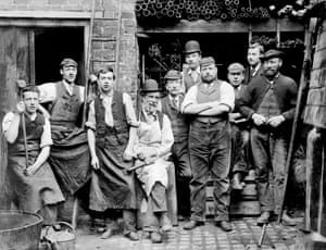 Ironmongers of Maidenhead, Berkshire, 1900