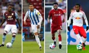 Ezri Konsa, Karlan Grant, Joe Gomez and Ademola Lookman all played together at Charlton in the 2014-15 season.