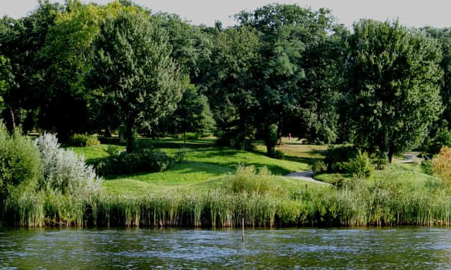Havelseengebiet nature reserve.