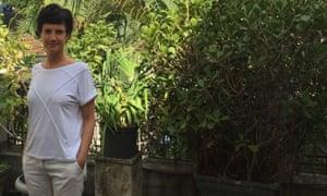 Luiza Mello, art producer, Automatica, Rio de Janeiro