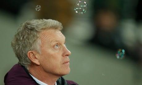 David Moyes and West Ham must bring back bandit raids on big boys | Paul Wilson