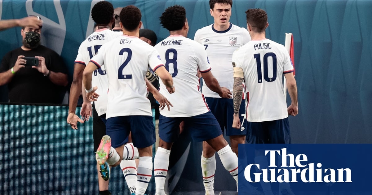 Pulisic's extra-time winner seals Nations League title for USA over Mexico