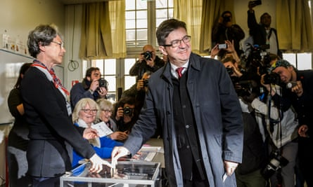 Jean-Luc Mélenchon's spokesman said supporters did not need a 'moral lesson' on how to vote.