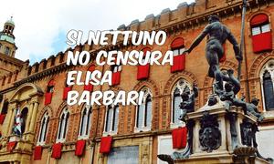 Elisa Barbari's plea on Facebook: 'Yes Neptune, no censorship.'