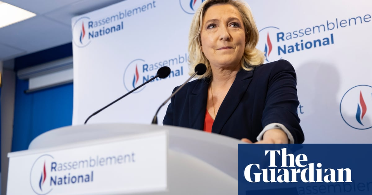 Le Pen's far-right party suffers blow in French regional elections