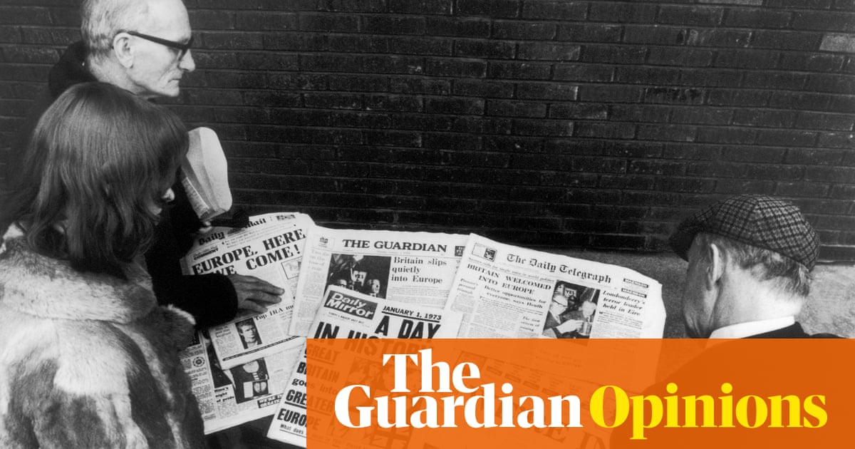 War shaped my childhood – don't let Brexit risk our peace | Patrick Stewart