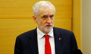 Even Corbyn's critics in the Labour party accept he is a nice but dim man rather than a wicked one.
