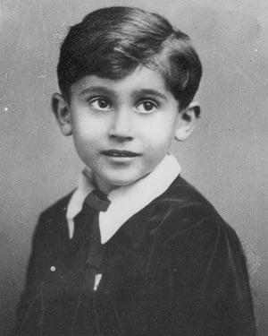 Auschwitz survivor Gábor Hirsch