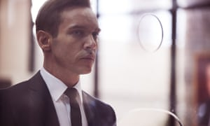 Double-crossed? … Jonathan Rhys Meyers in Damascus Cover