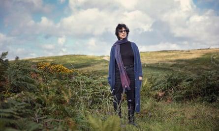 Susan Neiman in south Kerry, Ireland.