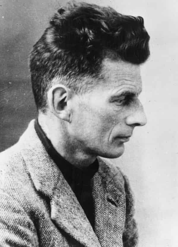 Samuel Beckett, circa 1950.