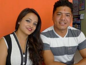 Soni and Raj
