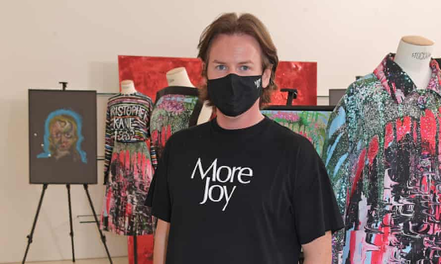 Designer Christopher Kane has said he will halve the amount of collections his label produces.