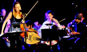 The Australian Chamber Orchestra goes underground.