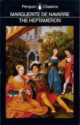 Marguerite de Navarre, The Heptaméron, Penguin Classics covers