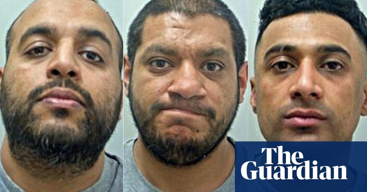 Seven men jailed for life after Blackburn student killed in botched hit