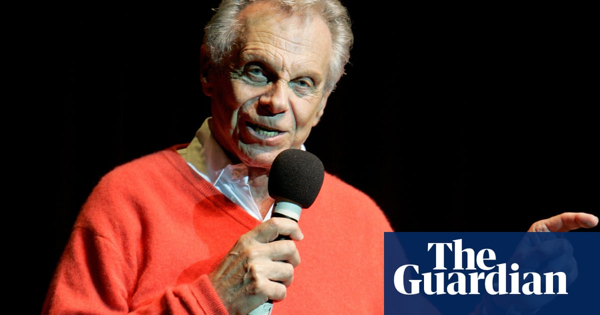 'Funniest of them all': tributes paid to Mort Sahl after death aged 94