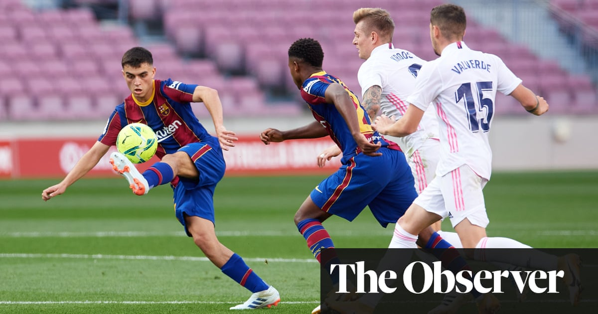 Clásico rivals' hopes rest on rising stars now Ramos and Messi have gone