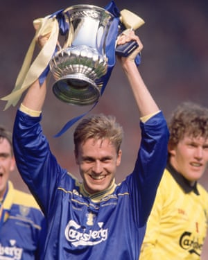 John Scales was just 22 when he won the FA Cup with Wimbledon in 1988.