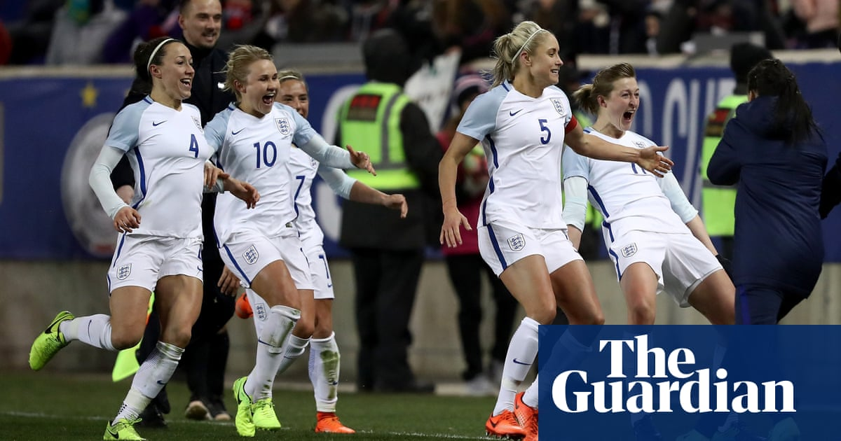 d5789ea9c Ellen White s late winner lifts England women to 1-0 victory over ...