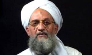 Ayman al-Zawahiri in 2006.