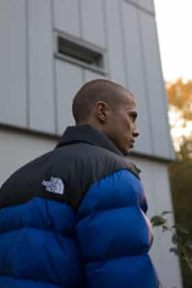 The Nuptse jacket by North face.