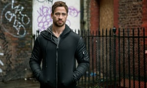 Danny Cipriani, poses for a portrait in Soho earlier this year.
