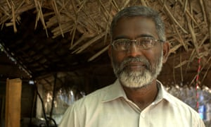 SP Udayakumar is an anti-nuclear activist from the nearby town of Nagercoil