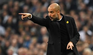 Pep Guardiola: 'You cannot imagine. The league is every three days for our side and everybody else. It is the most difficult thing'.