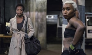 Much-acclaimed … an image from the Steve McQueen film Widows.