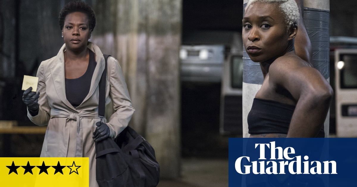 Widows review – Steve McQueen dazzles with masterful