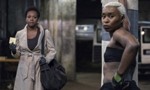 Blue-chip cast … Viola Davis (left) and Cynthia Erivo.
