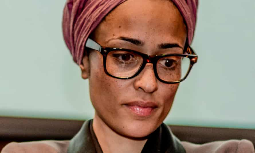 Even for a writer, Zadie Smith seems unusually anxious about time.