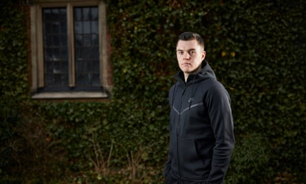 Burnley's: Michael Keane: 'I didn't really want to go to Burnley permanently at first and pushed for it for just to be a loan to begin with.'