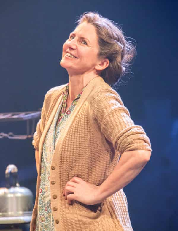Fresh crop … Clare Burt in Flowers for Mrs Harris at Sheffield theatres.