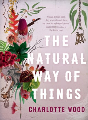 The cover of Charlotte Wood's The Natural Way of Things.