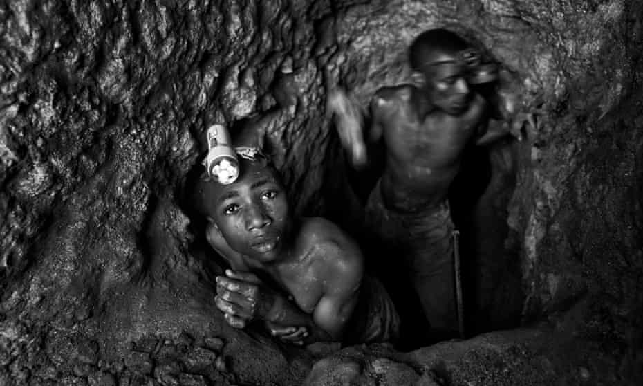 Mujila's tale tells of underage miners and 'entitled students' meeting in a riotous nightclub.