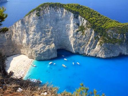 Zantes, Grecia