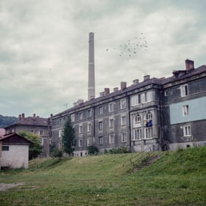 The coal mining town of Lupeni, 2015 Home to one of the largest mines in Romania which has reserves of 65m tonnes of coal