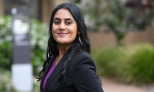 Labor's candidate for Deakin, Shireen Morris,