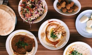 'Hummus is a centuries-old Arab dish – nobody owns it, it belongs to the region.'