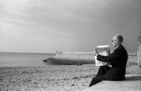 Paddy Summerfield's Suited Man, Brighton, c1976.