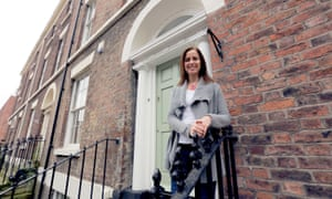 Gaynor Evans lives at 62 Falkner Street with her two children. The house, built in 1840, has been home to a cross-section of British society, warts and all.