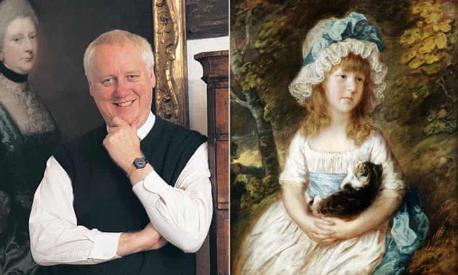 Hugh Belsey and Miss Brummell