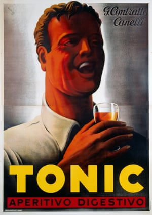 Tonic Aperitivo Digestivo Poster by Mario Gros (Photo by  Swim Ink 2, LLC/CORBIS/Corbis via Getty Images)