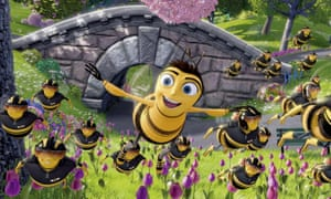 Bee Movie: Dreamworks Animation's third lowest grossing computer-animated film.