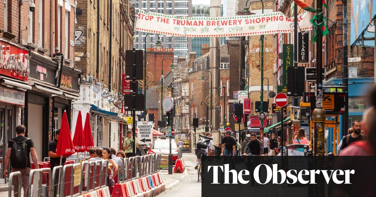 Huguenots, Jews, Bengalis … now developers size up London's Brick Lane