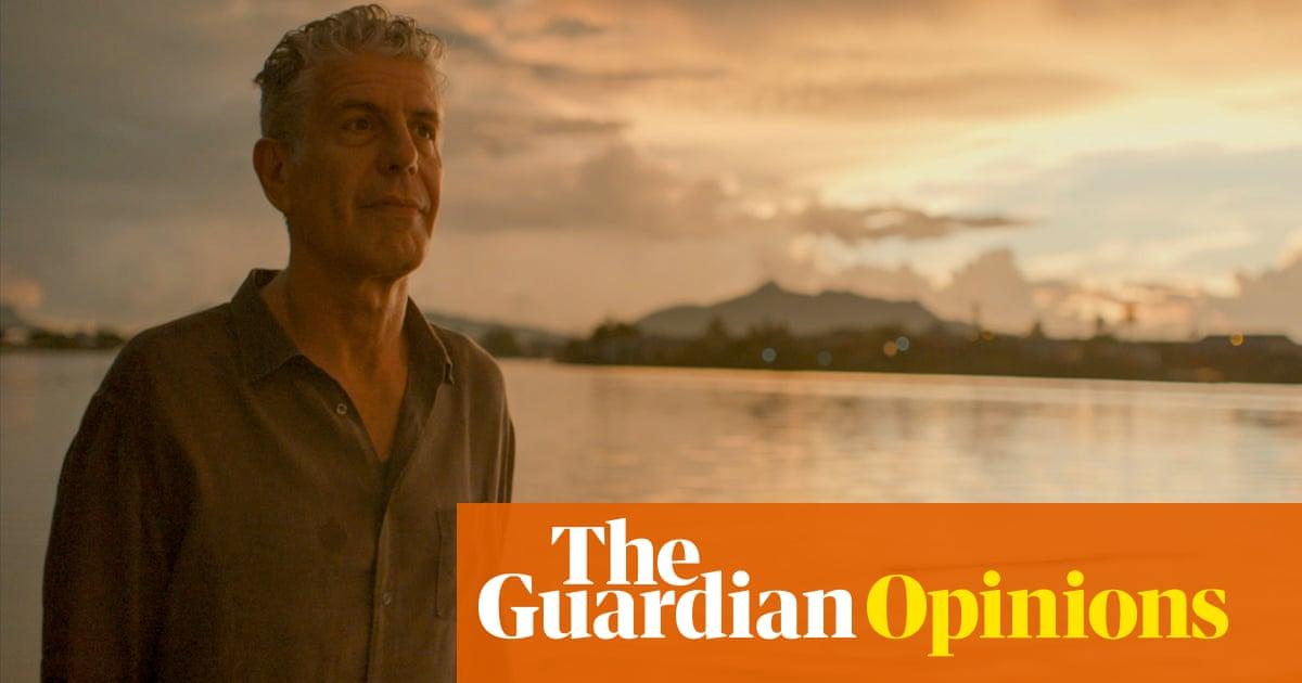 The Bourdain AI furore shouldn't overshadow an effective, complicated film